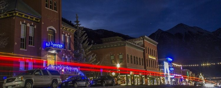 Commercial Properties in Downtown Telluride