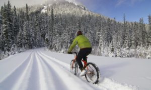 Fat Bike Riding